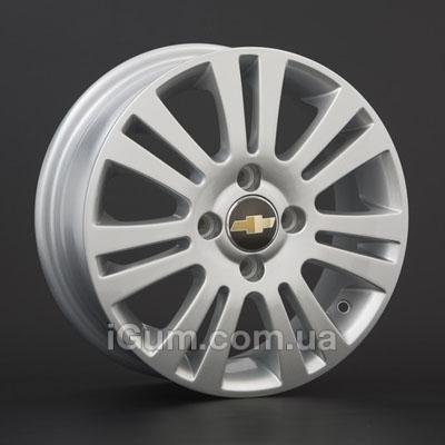 Диски Replay Chevrolet (GN13) 5,5x14 4x114,3 ET44 DIA56,6 (silver)