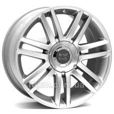 Диски WSP Italy Audi (W544) Pavia 8x20 5x100/112 ET45 DIA57,1 (silver)
