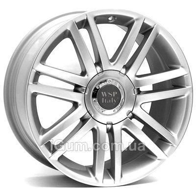 Диски WSP Italy Audi (W544) Pavia 7,5x17 5x100/112 ET35 DIA57,1 (silver)