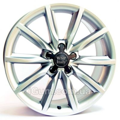 Диски WSP Italy Audi (W550) Allroad Canyon 7,5x17 5x112 ET37 DIA66,6 (silver)