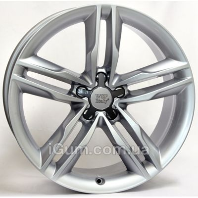 Диски WSP Italy Audi (W562) Amalfi 8,5x19 5x112 ET32 DIA66,6 (silver)