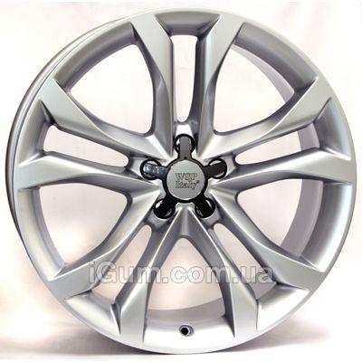 Диски WSP Italy Audi (W563) Seattle 8x18 5x112 ET47 DIA66,6 (silver)
