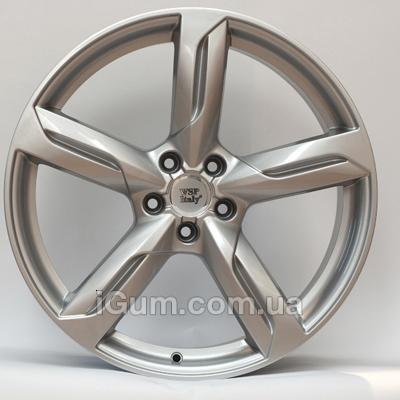 Диски WSP Italy Audi (W564) Afrodite 8x19 5x112 ET27 DIA66,6 (silver)