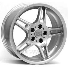 Диски R18 5x120 WSP Italy BMW (W650) Sofia 8,5x18 5x120 ET50 DIA72,6 (silver)
