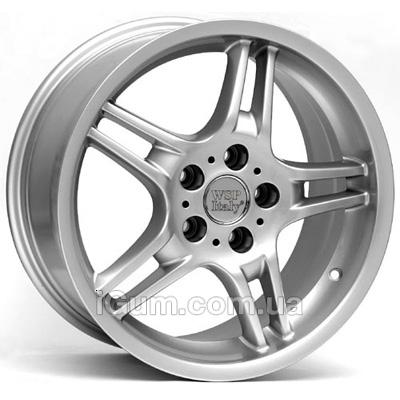 Диски WSP Italy BMW (W650) Sofia 8,5x18 5x120 ET50 DIA72,6 (silver)