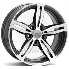 Диски WSP Italy BMW (W652) Agropoli 9,5x19 5x120 ET34 DIA72,6 (anthracite polished)