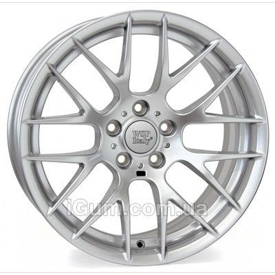 Диски WSP Italy BMW (W675) Basel M 7,5x18 5x120 ET47 DIA72,6 (silver)