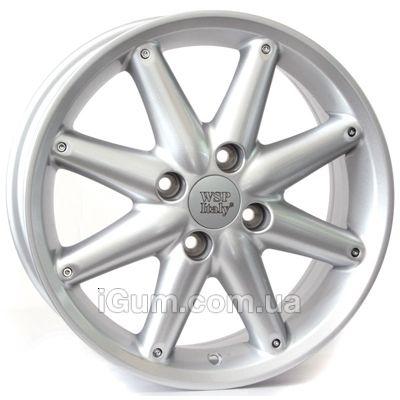 Диски WSP Italy Ford (W952) Siena 6,5x16 4x108 ET52,5 DIA63,4 (silver)