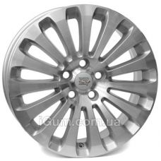 Диски WSP Italy Ford (W953) Isidoro 7x17 5x108 ET50 DIA63,4 (silver polished)