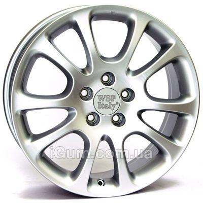 Диски WSP Italy Honda (W2404) Ottawa 6,5x17 5x114,3 ET50 DIA64,1 (silver)