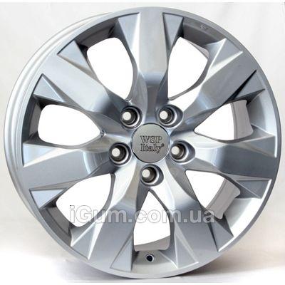 Диски WSP Italy Honda (W2407) Hamada 7,5x17 5x114,3 ET45 DIA64,1 (silver)