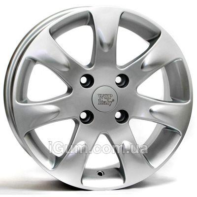 Диски WSP Italy Kia (W3702) Aida 6x15 4x100 ET43 DIA54,1 (silver)