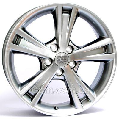 Диски WSP Italy Lexus (W2650) Chicago 8,5x20 5x114,3 ET35 DIA60,1 (hyper anthracite)
