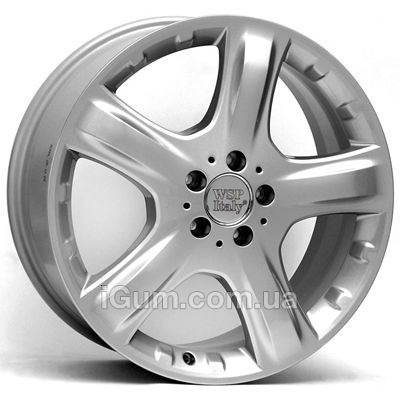 Диски WSP Italy Mercedes (W737) Mosca 8x17 5x112 ET60 DIA66,6 (silver)