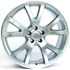 Диски WSP Italy Mercedes (W750) Yalta 10x22 5x112 ET60 DIA66,6 (silver)