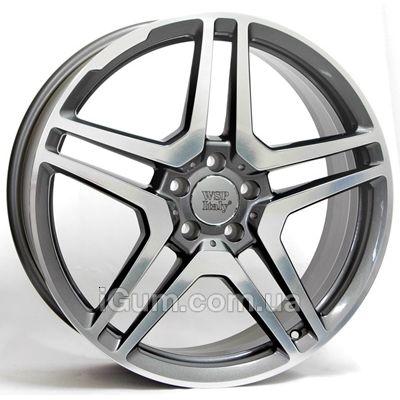 Диски WSP Italy Mercedes (W759) AMG Vesuvio 9,5x20 5x112 ET30 DIA66,6 (anthracite polished)