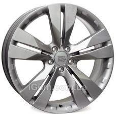 Диски WSP Italy Mercedes (W767) Manila 9,5x19 5x112 ET56 DIA66,6 (silver)