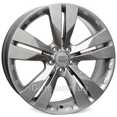 Диски WSP Italy Mercedes (W767) Manila 8x18 5x112 ET60 DIA66,6 (silver)