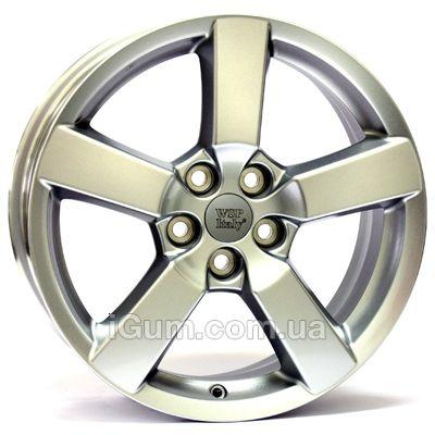 Диски WSP Italy Mitsubishi (W3002) Bolton 7x17 5x114,3 ET38 DIA67,1 (silver)