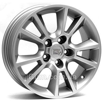 Диски WSP Italy Opel (W2502) Strike 6,5x15 5x110 ET37 DIA65,1 (silver)