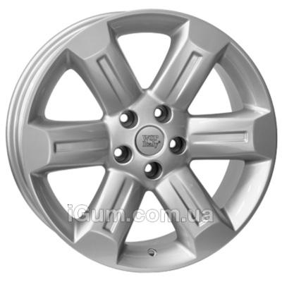 Диски WSP Italy Nissan (W1854) Murano 7,5x18 5x114,3 ET35 DIA66,1 (silver)