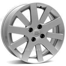 Диски WSP Italy Peugeot (W850) Lyon 7x17 4x108 ET28 DIA65,1 (silver)