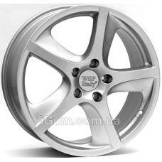 Диски WSP Italy Porsche (W1006) Cayenne 10x22 5x130 ET50 DIA71,6 (silver)