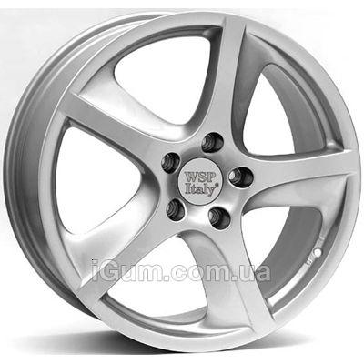 Диски WSP Italy Porsche (W1006) Cayenne 9x19 5x130 ET60 DIA71,6 (silver)