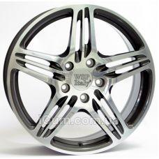 Диски WSP Italy Porsche (W1050) Philadelphia 8,5x20 5x130 ET51 DIA71,6 (anthracite polished)