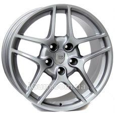 Диски WSP Italy Porsche (W1053) Helios 8,5x19 5x130 ET53 DIA71,6 (silver)
