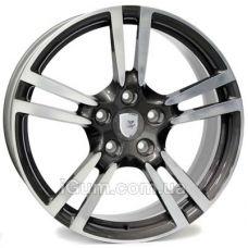 Шины WSP Italy Porsche (W1054) Saturn 9x20 5x130 ET60 DIA71,6 (anthracite polished)