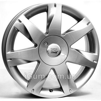 Диски WSP Italy Subaru (W2703) Orion 6,5x16 5x100 ET48 DIA56,1 (silver polished)