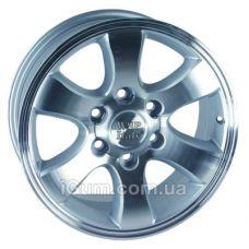 Диски WSP Italy Toyota (W1707) Yokohama Prado 9,5x20 6x139,7 ET30 DIA106,1 (chrome)