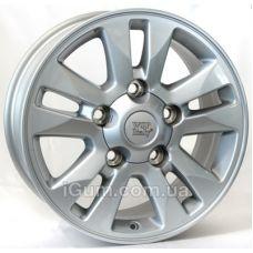 Диски WSP Italy Toyota (W1758) Jeddah 8x17 5x150 ET60 DIA110,1 (silver)