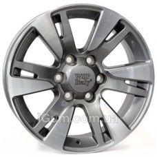 Диски WSP Italy Toyota (W1765) Venere 9,5x20 6x139,7 ET20 DIA106,1 (anthracite polished)
