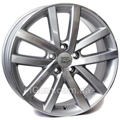 Диски WSP Italy Volkswagen (W460) Rheia 6,5x16 5x112 ET42 DIA57,1 (silver polished)