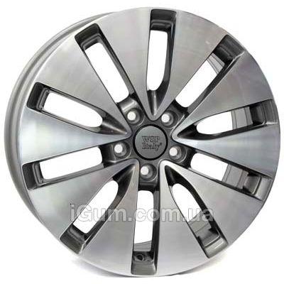 Диски WSP Italy Volkswagen (W461) Ermes 7x17 5x112 ET54 DIA57,1 (anthracite polished)