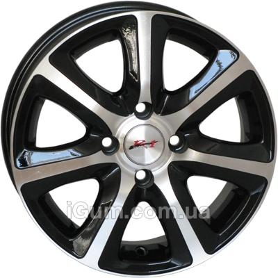 Диски RS Wheels 290 9,5x20 5x130 ET50 DIA71,6 (chrome)