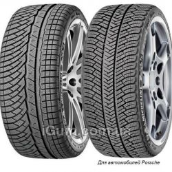 Шины Michelin Pilot Alpin PA4