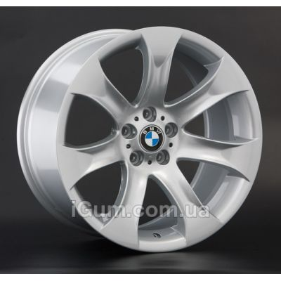 Диски Replay BMW (B57) 10,5x20 5x120 ET30 DIA72,6 (silver)