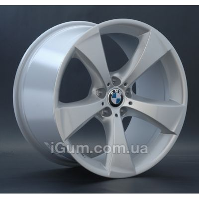 Диски Replay BMW (B74) 10x19 5x120 ET21 DIA72,6 (silver)
