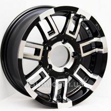 Диски R16 5x139,7 Sportmax Racing SR535 7x16 5x139,7 ET30 (BP)