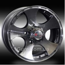 Диски R16 5x139,7 Sportmax Racing SR886 7x16 5x139,7 ET35 DIA98,5 (LGMP)