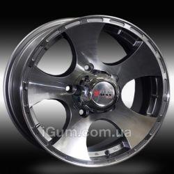Диски Sportmax Racing SR886