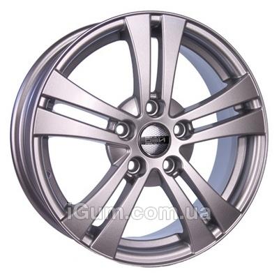 Диски Tech Line TL540 6x15 5x100 ET40 DIA57,1 (silver)