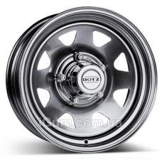 Диски R15 5x139,7 Dotz Dakar 6x15 5x139,7 ET0 DIA110,1