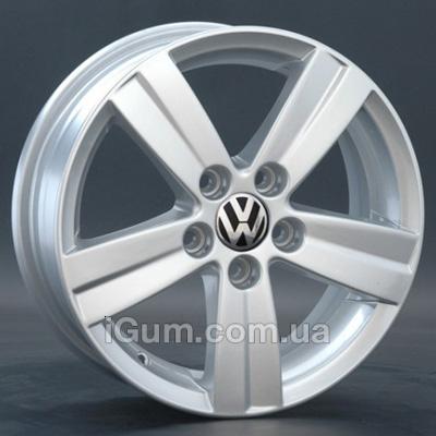 Диски Replay Volkswagen (VV58) 6x15 5x112 ET43 DIA57,1 (silver)