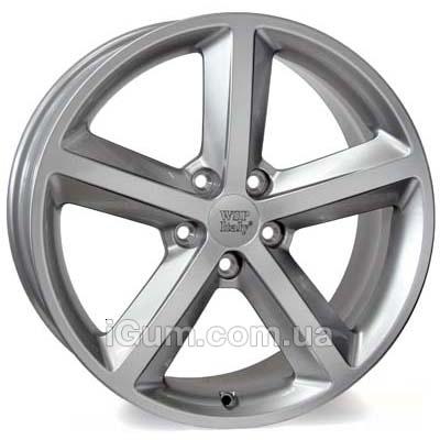 Диски WSP Italy Audi (W566) Gea 8x17 5x112 ET26 DIA66,6 (hyper silver)