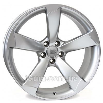 Диски WSP Italy Audi (W567) Giasone 7,5x17 5x112 ET45 DIA66,6 (hyper silver)