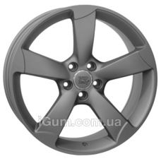 Диски WSP Italy Audi (W567) Giasone 7x18 5x112 ET43 DIA57,1 (matt gun metal)